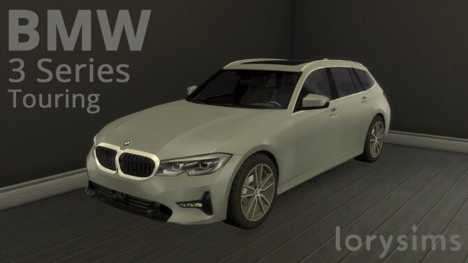BMW 3 Series Touring at LorySims image 26110 670x377 Sims 4 Updates