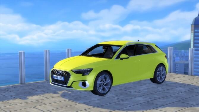 Audi A3 Sportback at LorySims image 2618 670x377 Sims 4 Updates