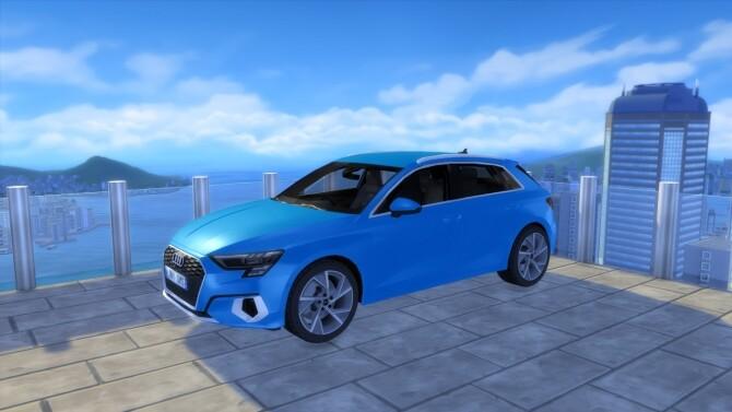 Audi A3 Sportback at LorySims image 2622 670x377 Sims 4 Updates