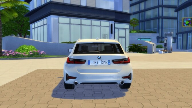 BMW 3 Series Touring at LorySims image 2623 670x377 Sims 4 Updates