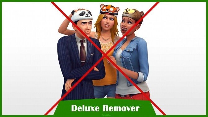 Deluxe Remover by PoviDLo at Mod The Sims image 2642 670x377 Sims 4 Updates