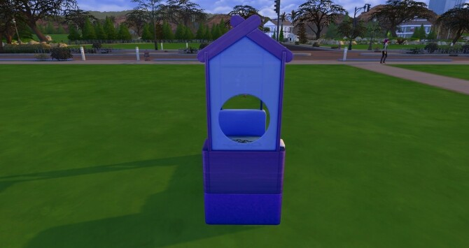 Sims 4 The Sanders toddler bed by sandersfan22 at Mod The Sims