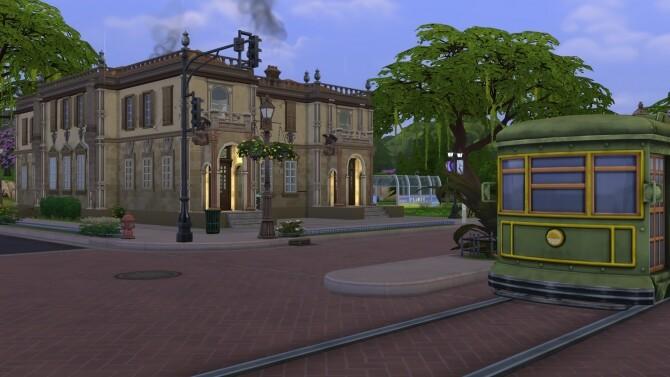 Palazzo Budjardini by PinkCherub at Mod The Sims image 2672 670x377 Sims 4 Updates