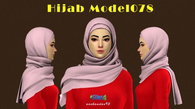 Hijab Model 078