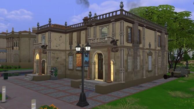 Palazzo Budjardini by PinkCherub at Mod The Sims image 2692 670x377 Sims 4 Updates