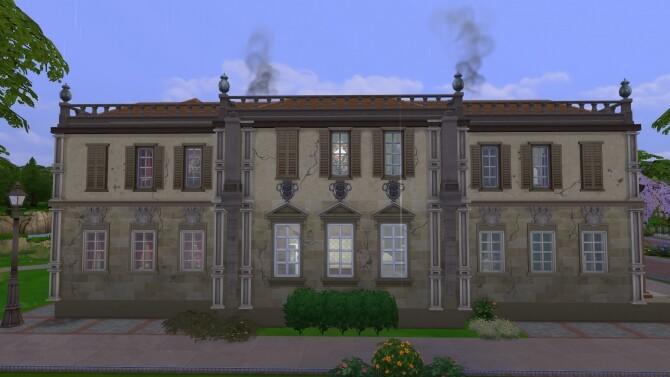 Sims 4 Palazzo Budjardini by PinkCherub at Mod The Sims