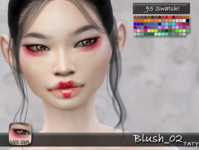Blush 02 by tatygagg