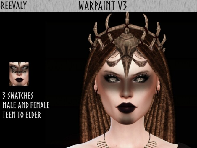 Warpaint V3 by Reevaly