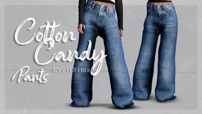 Cotton Candy Pants