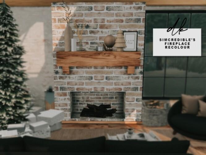 SIMcredible Fireplace Recolour
