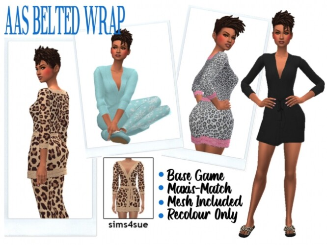 AAS BELTED WRAP