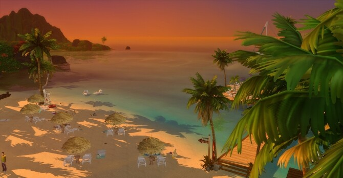 Sulani Private Beach
