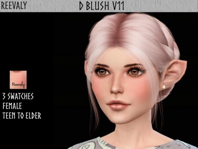 D Blush V11 by Reevaly