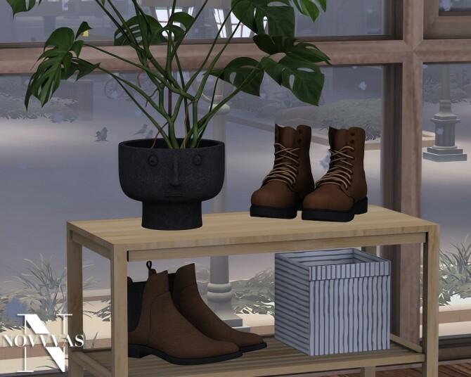 WINTER SHOES at Novvvas image 3084 670x536 Sims 4 Updates