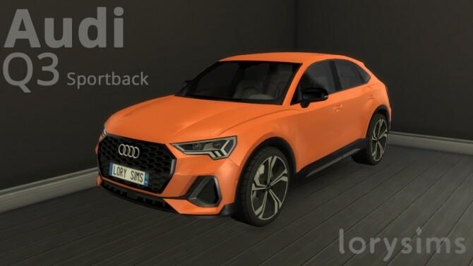 Audi Q3 Sportback by LorySims