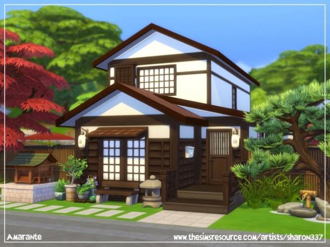 Amarante house by sharon337