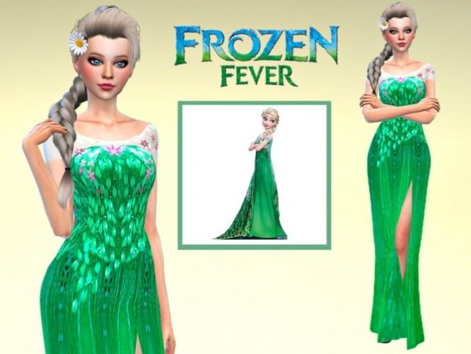 Elsa of Arendelle by Mini Simmer