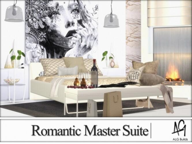 Romantic Master Suite by ALGbuilds