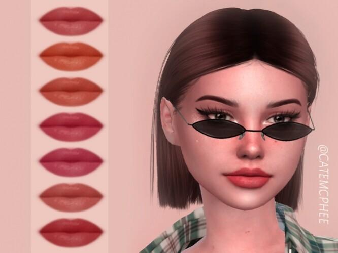 LS-06 Rachel Lipstick by catemcphee