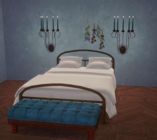 Bedroom mini set by Pocci at Garden Breeze Sims 4 image 3172 670x599 Sims 4 Updates