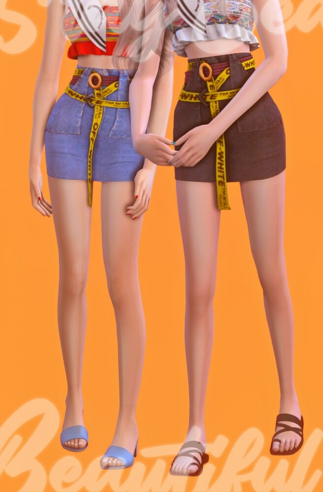 Stay Beautiful at NEWEN image 319 657x1000 Sims 4 Updates