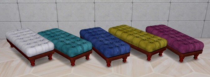 Sims 4 Bedroom mini set by Pocci at Garden Breeze Sims 4