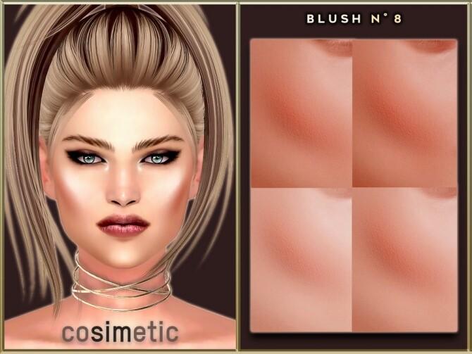 Blush N8 by cosimetic