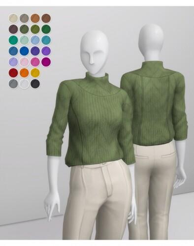 Basic Sweater III