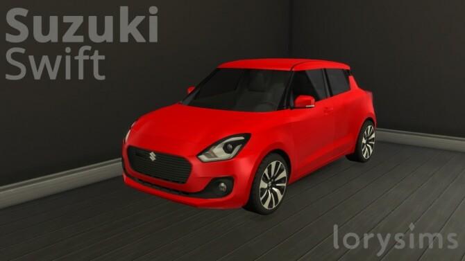 Suzuki Swift by LorySims