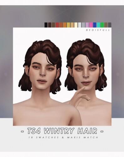 FM Wintry hair