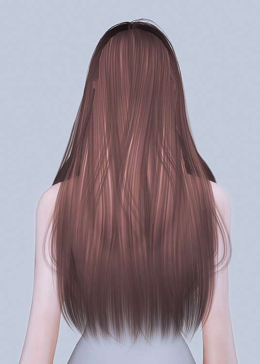 PEONY HAIR at Obsidian Sims image 3282 Sims 4 Updates