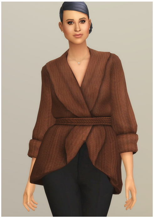 Basic Sweater IV at Rusty Nail image 3401 Sims 4 Updates