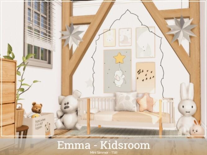 Emma Kidsroom by Mini Simmer