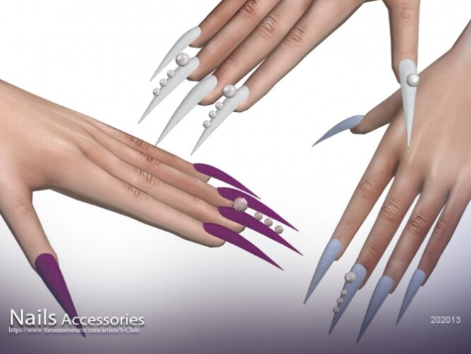 Nails 202013 by S-Club WM