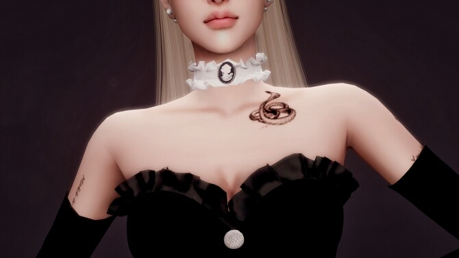 Ruffle Body Suit at RIMINGs image 3451 670x377 Sims 4 Updates