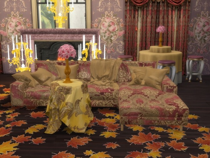 Lauri Sofa at Anna Quinn Stories image 3551 670x503 Sims 4 Updates