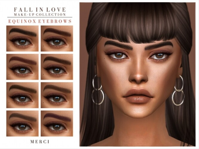 Equinox Eyebrows by Merci