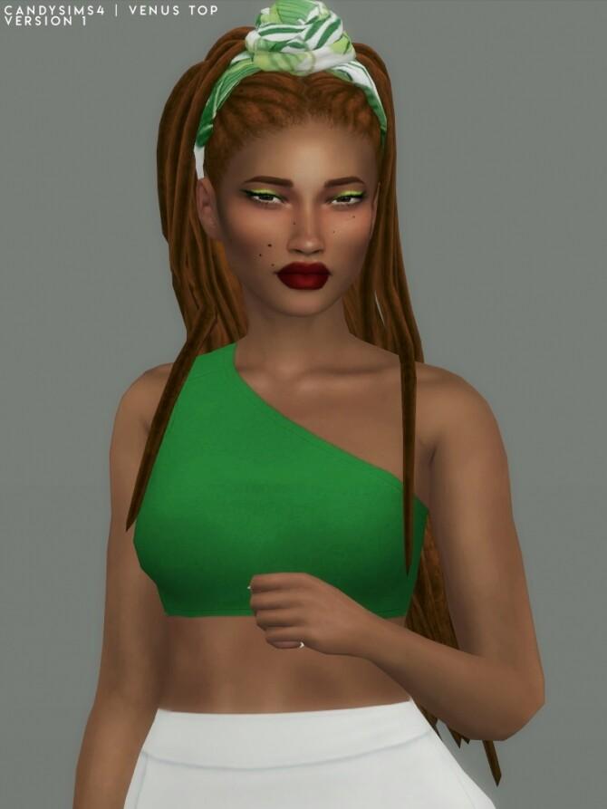 Sims 4 VENUS TOP at Candy Sims 4