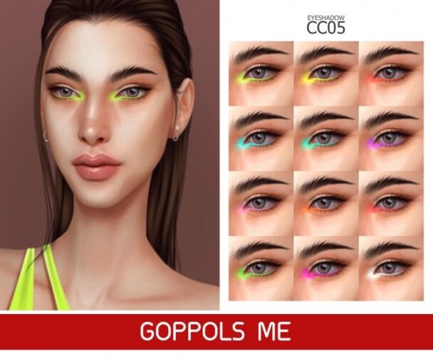 GPME-GOLD Eyeshadow CC 05