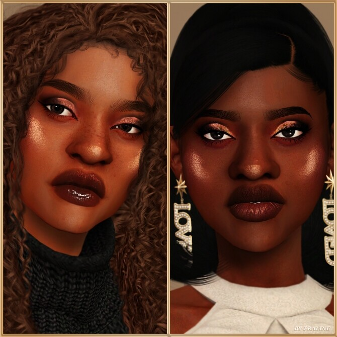 Sims 4 GRANDE Coffee Collection at Praline Sims