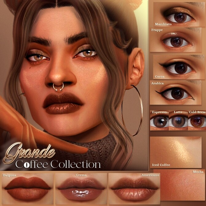 GRANDE Coffee Collection at Praline Sims image 4521 670x670 Sims 4 Updates