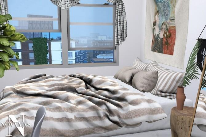 LINHA BEDROOM at Novvvas image 459 670x447 Sims 4 Updates