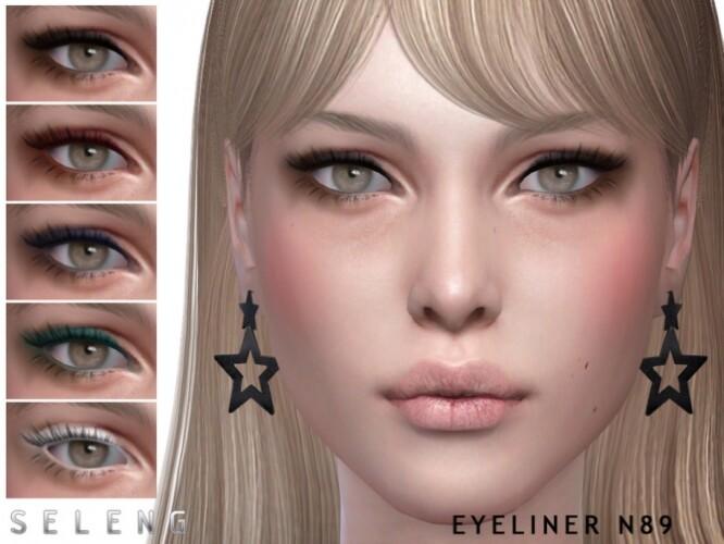 Eyeliner N89 by Seleng