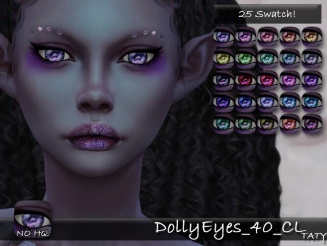 Dolly Eyes 40 CL by tatygagg
