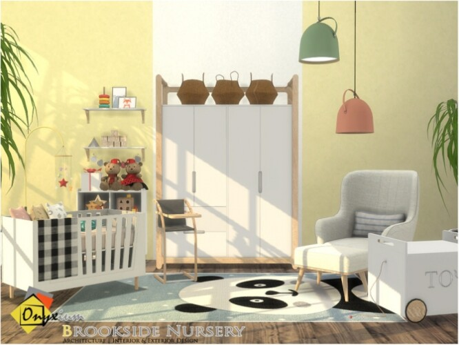 Brookside Nursery by Onyxium
