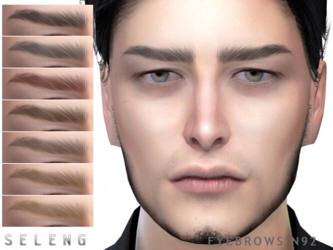 Eyebrows N92 by Seleng
