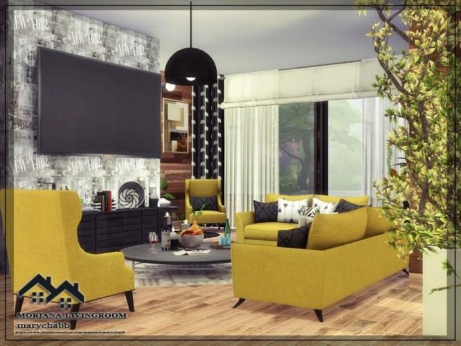 Moriana Livingroom by marychabb