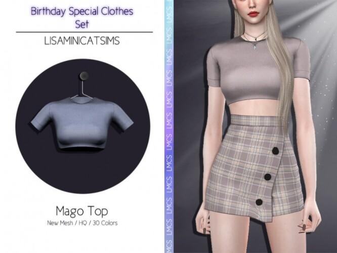 LMCS Mago Top by Lisaminicatsims