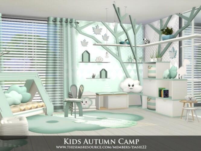 Kids Autumn Camp by dasie2