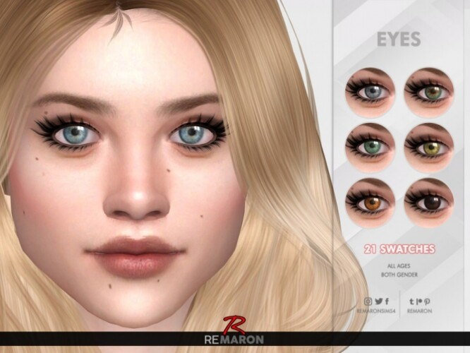 Realistic Eye N15 All ages by remaron